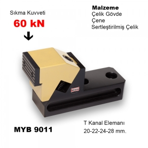 Hızlı Bağlama Sistemi MYB 9011